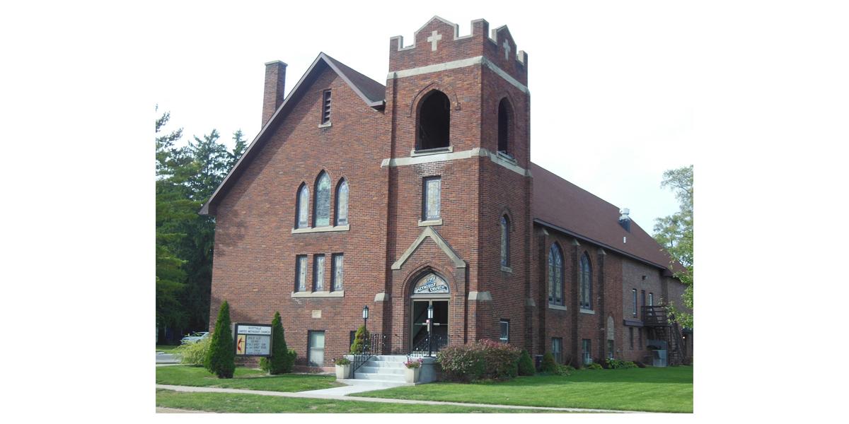Scottville United Methodist Church