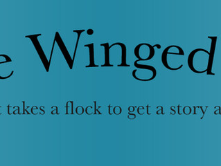 The Winged Pen: Author Interiew