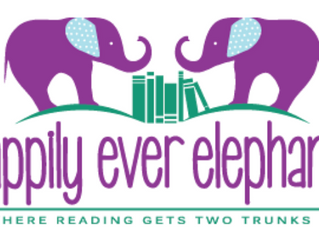 Happily Ever Elephants - Cover Reveal!