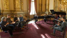 Masterclass con el Cuarteto ARDITTI (Bs.