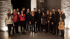 Con_los_compositores_Fernando_Manassero,