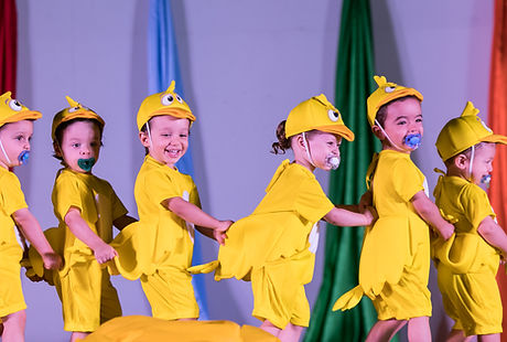 Formatura de Educação Infantil / Apresentação de Dança e Teatro