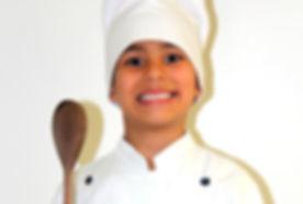 Aula Infantil de Culinária