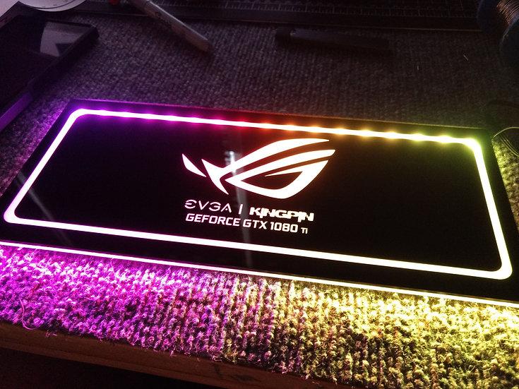ROG KiNGPiN RGB Backplate.