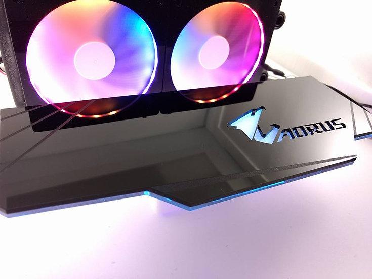 AORUS RGB Backplate