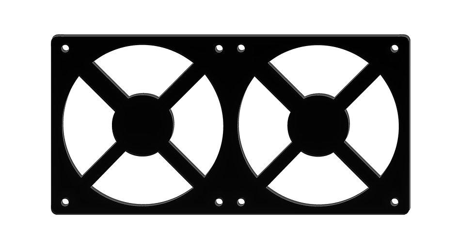 Corsair ML120 X 240 Fan Grill