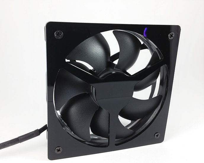 tri-spoke theme 120mm or 140mm  Fan Grill