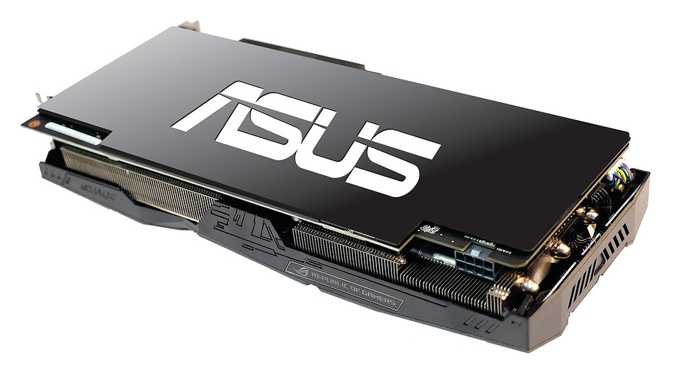 ASUS RGB Backplate