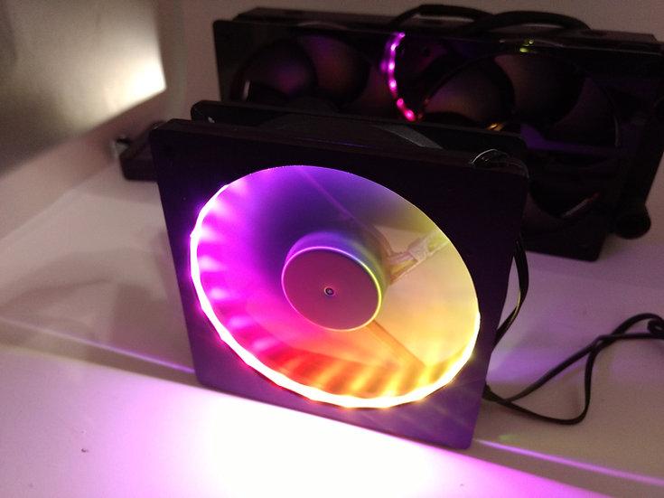 Addressable RGB Fan Frames