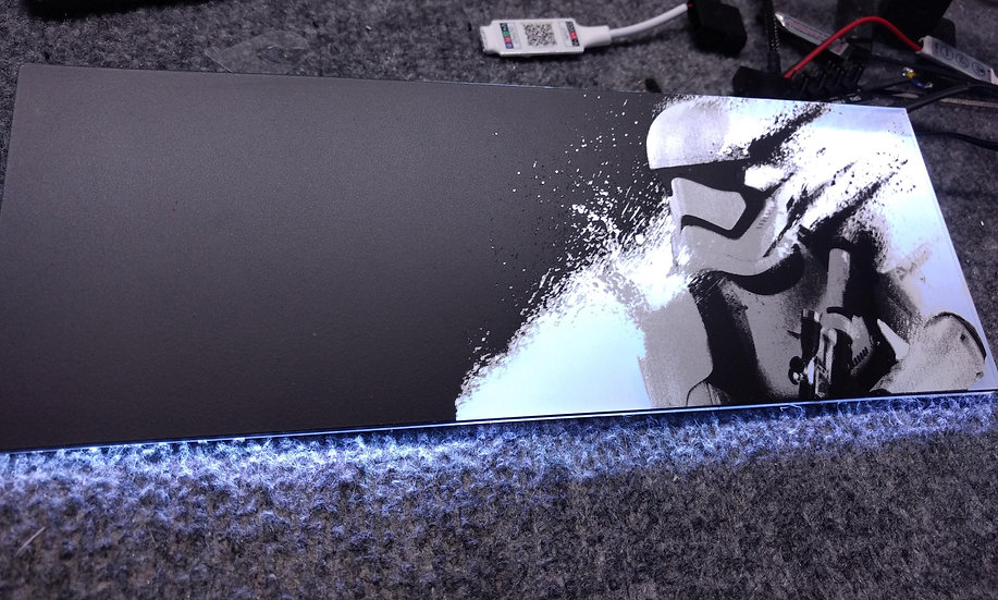 Stormtrooper RGB Backplate