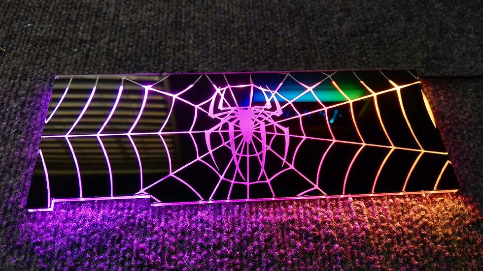 Spiderman RGB Backplate