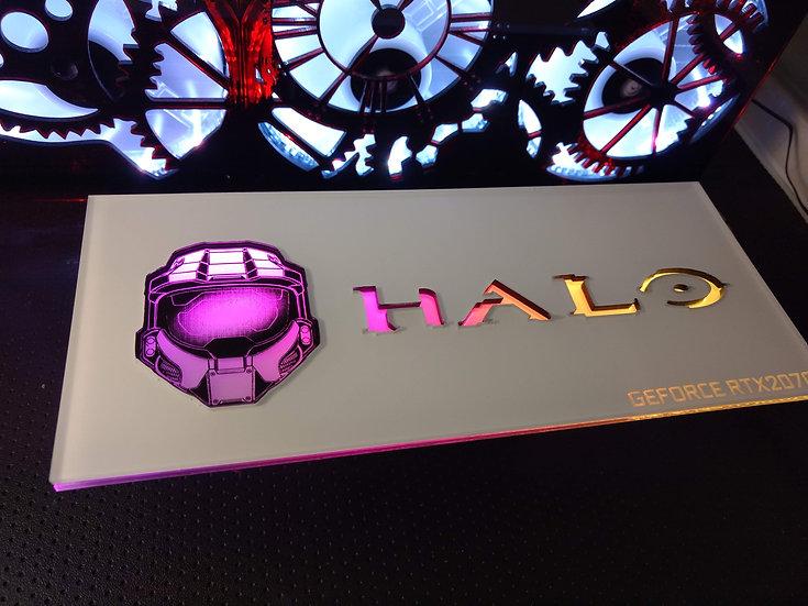 Halo RGB Backplate