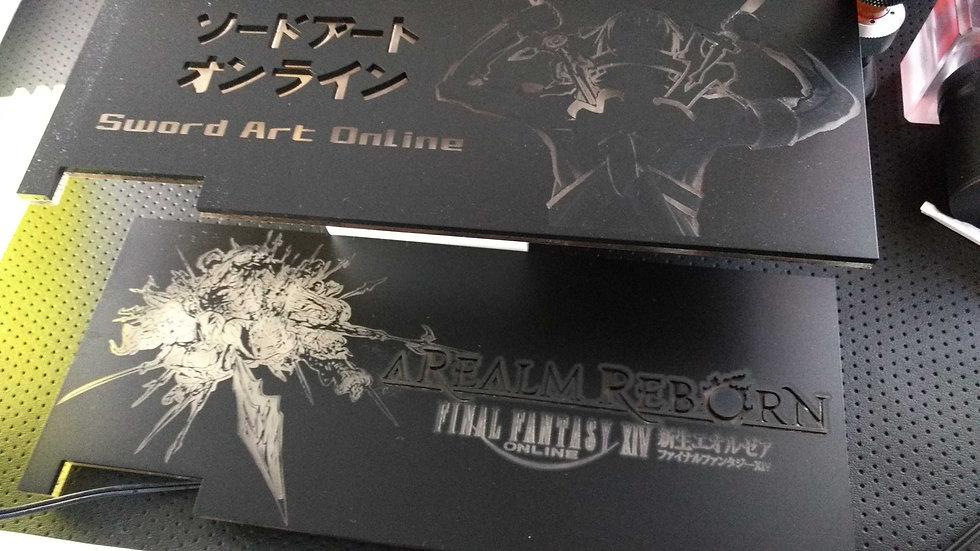 GIGABYTE 1080ti Aorus xtreme sword art online