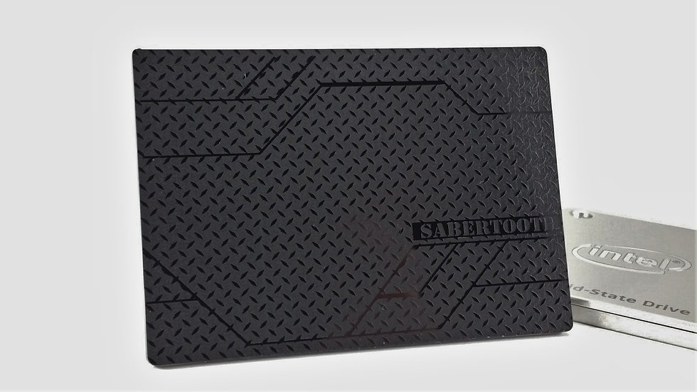 ASUS Sabertooth themed SSD Cover