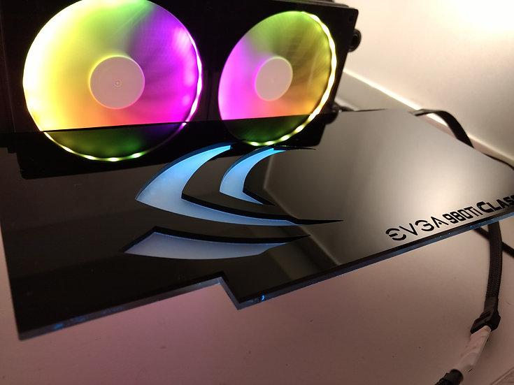 Nvidia RGB Backplate