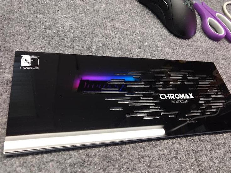 Chromax Themed RGB Backplate