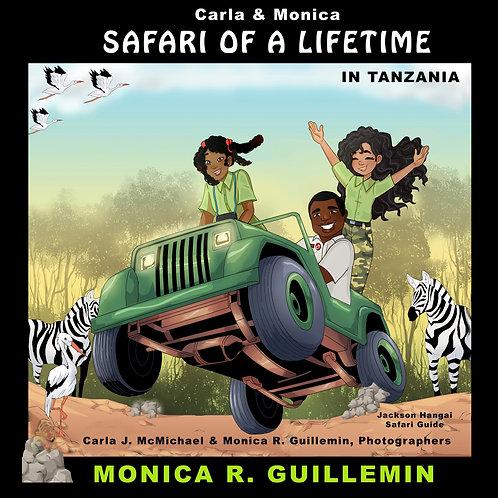 Safari of a Lifetime Storybook
