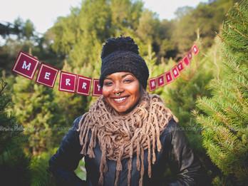 Courtney | Christmas Tree Farm