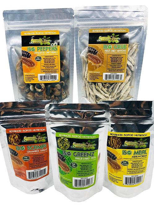 Isopod Food