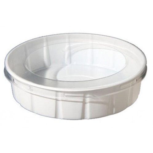Large feeder dish