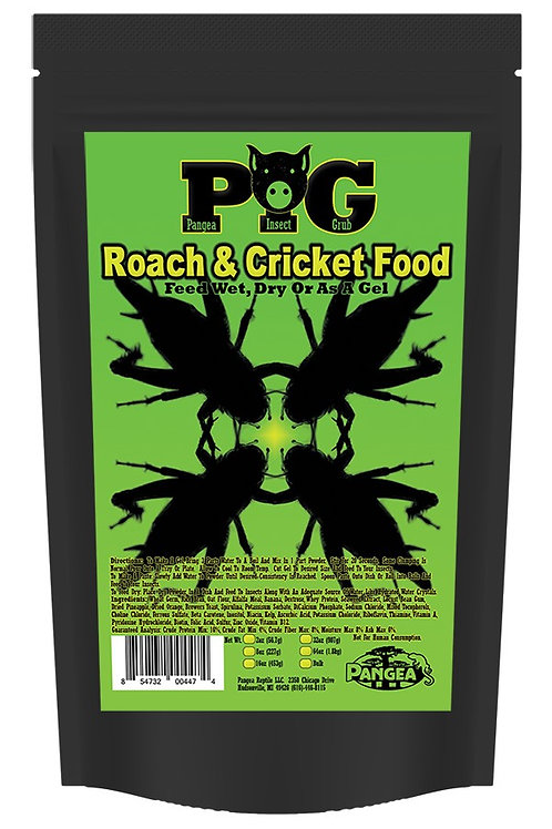 Pangea Roach & Cricket Food