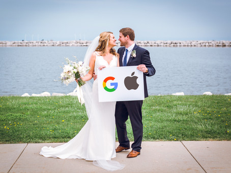 Google weds Apple. Helpful apps for a married couple with divided platform loyalties.