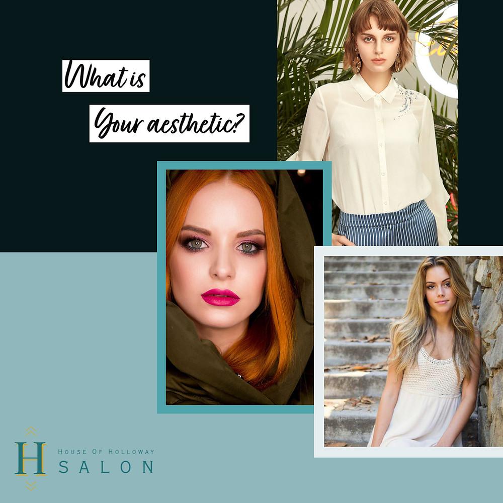 trendy hair, hair goals, aesthetic, red hair, mullet, haircut, hair color, balayage, highlights, lincoln salon, salon near me, best salon in lincoln,