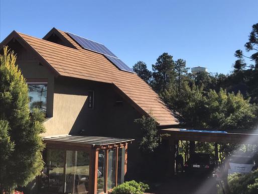 Dia do meio ambiente: a adesão das placas fotovoltaicas.
