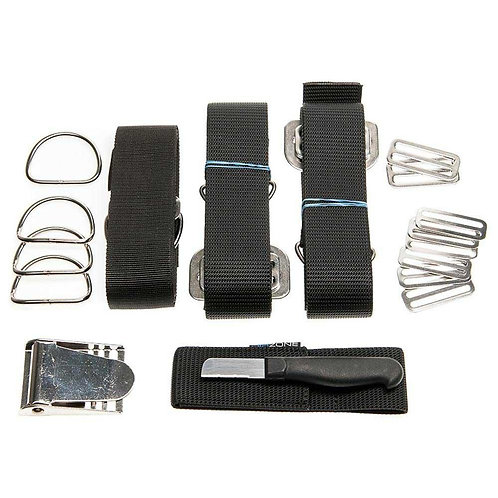 Harness adjustable