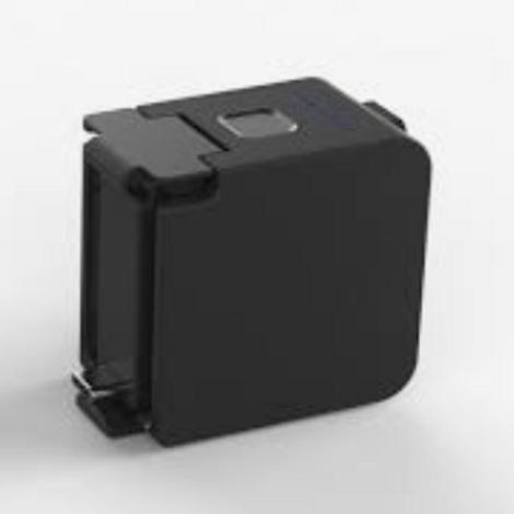 T-housing power adapter