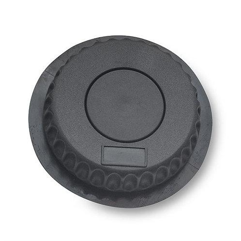 Plug for inflator/OPV opening