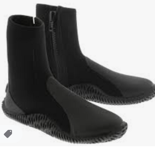 Wet boots IQ