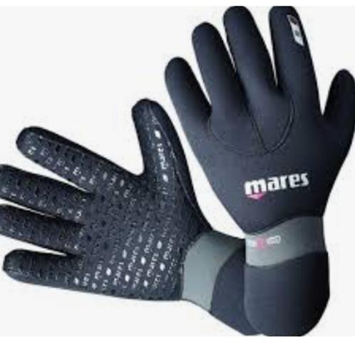 Mares wet glove 6/4mm size M