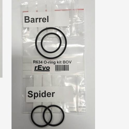 rEvo BOV O-ring set