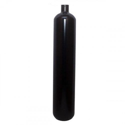 3 L steel 230 bar no valve