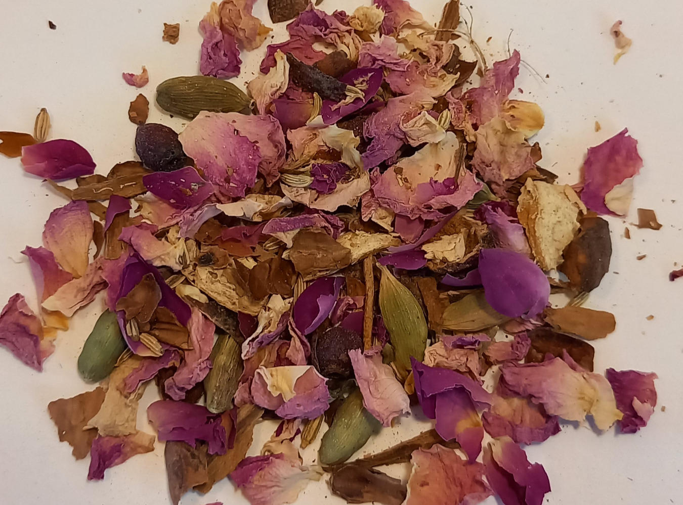 Spiced Cacao Rose