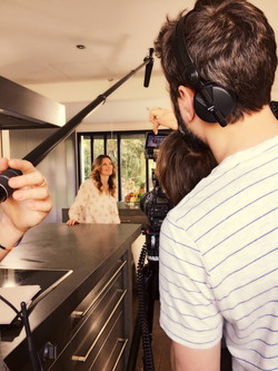 Making Of - Comme J'Aime