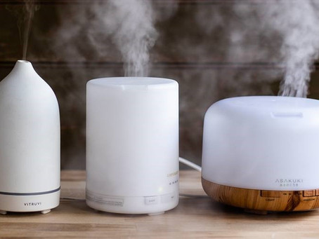 The Benefits of Using Diffuser and Essential Oils