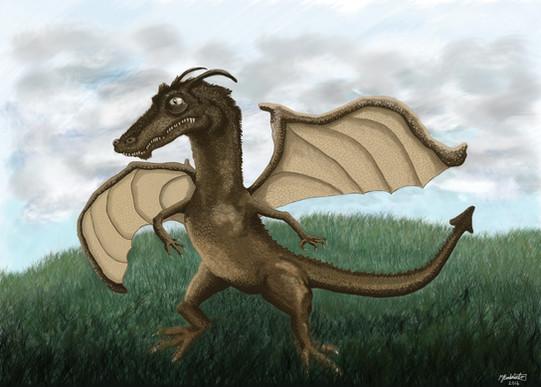 Fanatsy Dragon