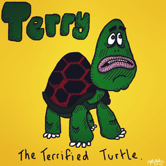 Terry The Terried Turtle