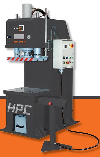 HPC 40 S • 70 S • 100 S • 150 S • 200 S