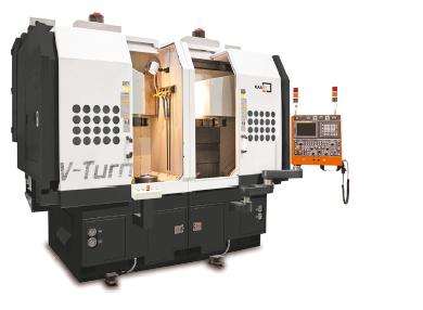 V-Turn HW 300 • 500 • 800 • 1000 • 1100 CNC