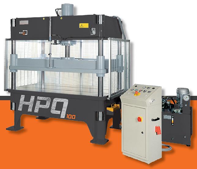 HPQ 40 • 70 • 100 • 150 • 200