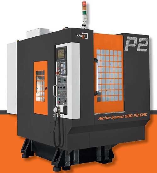 Alpha-Speed 500 P2 CNC • 700 P2 CNC
