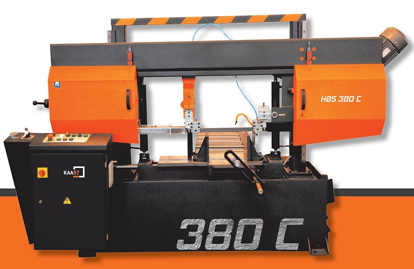 HBS 325 C • 380 C • 460 C • 560 C • 810 C • 1100 C