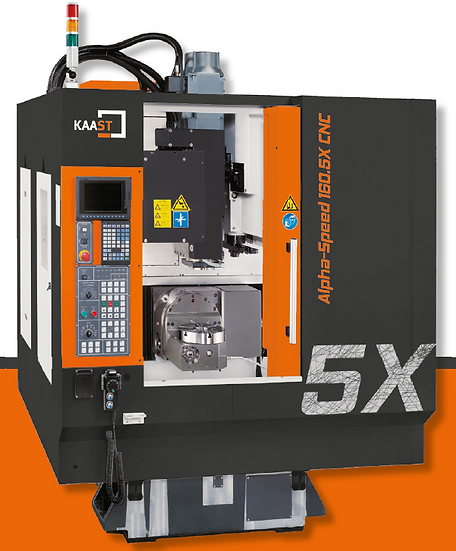 Alpha-Speed 160.5X CNC • 250.5X CNC