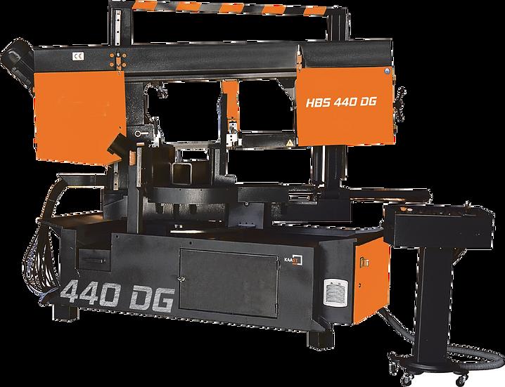 HBS 360 DG • 440 DG