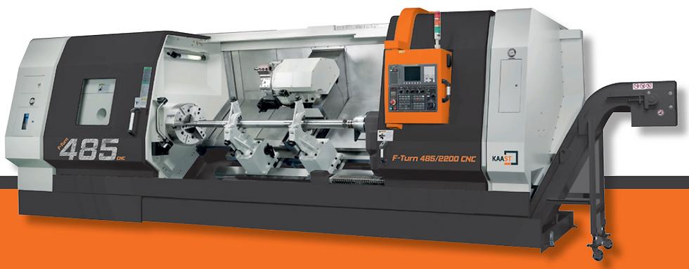 F-Turn 330 • 485 CNC