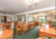 Bridge Cottage Tearooms - interior