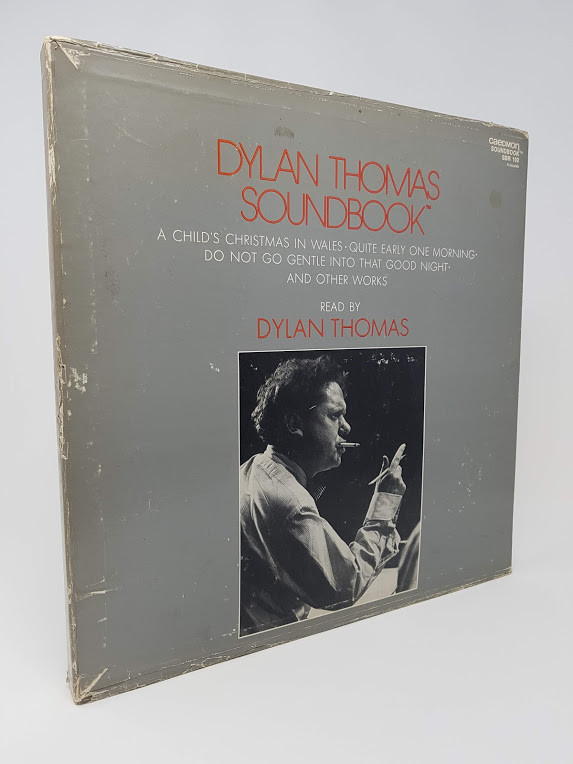 Dylan Thomas Soundbook: 4 Vinyl Records